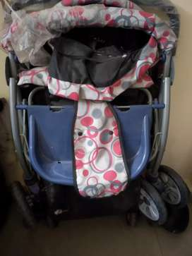 Stroller for sell..almost new