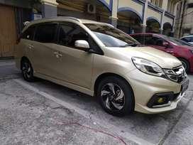 Mobilio RS matic cvt AT 2014
