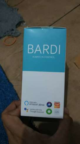 BARDI SMART LIGHT BULB 9 WATT