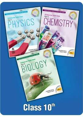 CLASS 10th SCIENCE S CHAND BOOKS