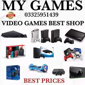 Games whole sale shop MY GAMES ! PLZ CALL