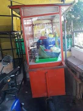 Dijual gerobak untuk usaha