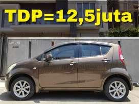 Suzuki Splash 2010 Mulus! Bisa Kredit TDP=12,5juta | Cicilan = 1,75jt