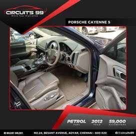 Porsche Cayenne S, 2011, Petrol