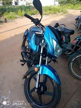 Tvs Victor new bike