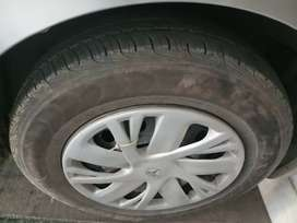 Swift vxi with new tyres..overall in very good condition