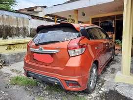 Toyota Yaris Trd Sportivo 2016 MT