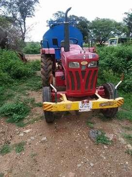 Tractor &tanker