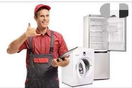 Refrigerator repair center