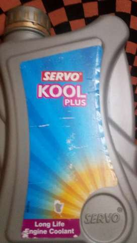 Servo kool plus oil