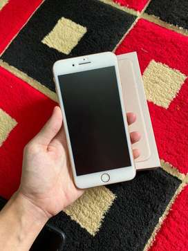 Apple I phone  8 plus 256 available on best price