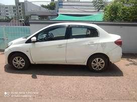 Honda Amaze 2016 Diesel ola attached taxi permit