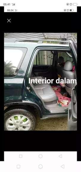 Dijual mobil hinda crv jeep 2001