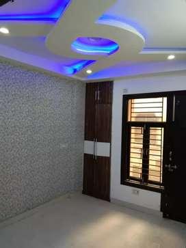 Nice home 2 Bhk near metro station uttam nagar west 90% home loan