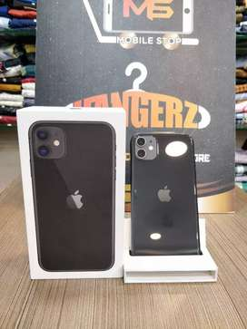 Brand new Condition iPhone 11 128gb Black with 10 months warranty