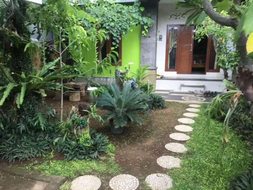 HOUSE FOR RENT NEAR KFC SANUR/ MATAHARI TERBIT /HANG TUAH with Furnish 0