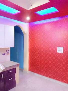 1Bhk flat at 13.8 lacs with 90% bank loan nearby metro
