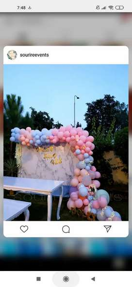 Event decor for Askari 10