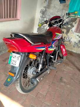 Honda,Pridor 100cc,2018 model.