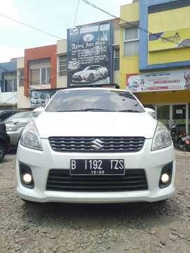 Suzuki ERTIGA GL 1.4 MT Tahun 2012 B DEPOK Tangan Pertama