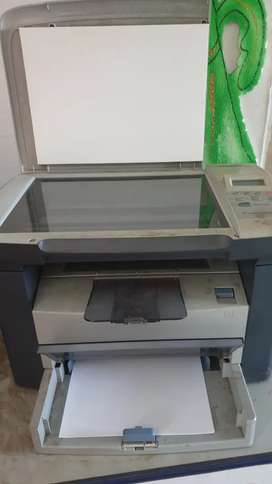 HP Laserjet M1005 Multifunction Printer on Sale only a year old.
