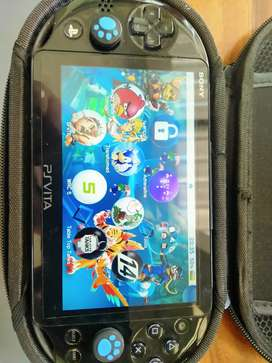 Dijual PS Vita 128gb Pemakaian Pribadi Normal Jaya