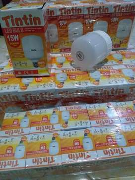 Lampu led hemat listrik merk TINTIN