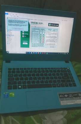 Laptop Intel Core i7, SEGEL