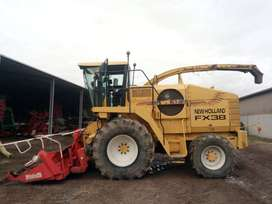 New Holland FX38 Silage