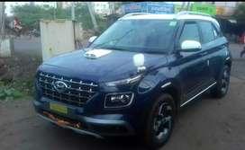 Hyundai Venue 2020 Diesel 24900 Km Driven(NOT FOR SALE)