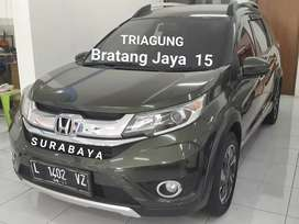 Honda BR-V  E  CVT Automatic 2016 - Istimewa bisa KREDIT
