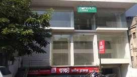 New shop space on rent in rajarampuri