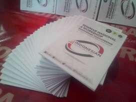 Souvenir Seminar / Seminar Kit / Fasilitas Seminar di Malang