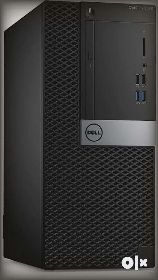 """DELL COMMERCIAL DESKTOP WITH SUPERB PRICE,  i5-6gen 4/500. 19"""" Monitor"""