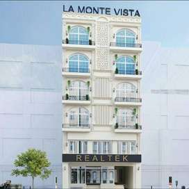 1 Bed Fully Furnished Luxury Front View Apartment Sale On Installment