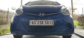 Hyundai EON 2016 Petrol Well Maintained