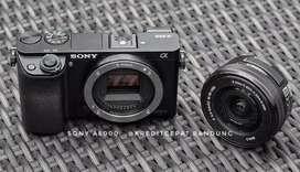 Kredit kamera sony A6000 Mudah & Cepat Dp 880rb aja