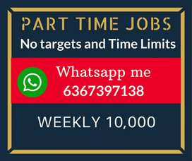 Simple home jobs for students, housewifes and others. Earn weekly 10k