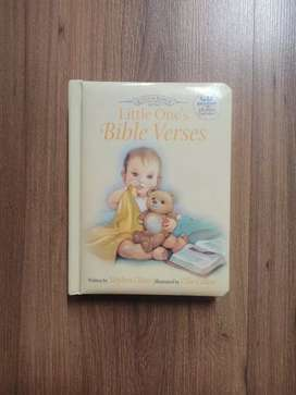 Lulla Bible Little One Bible Verses with CD