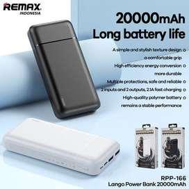Powerbank REMAX 20.000Mah Super Fast Charge