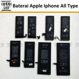 Baterai iPhone 6s 6 6plus 7 7plus 8 8plus all type bs cod