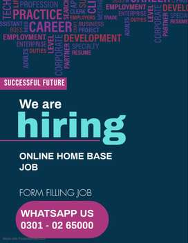 offer for housewife, students data entry online jobs