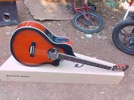Gitar akustik sunbruss new eq