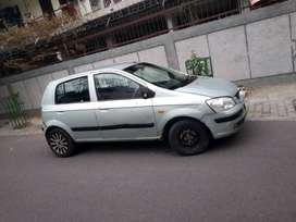 Hyundai Getz 2005 With CNG