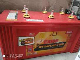 Inverter with Battery