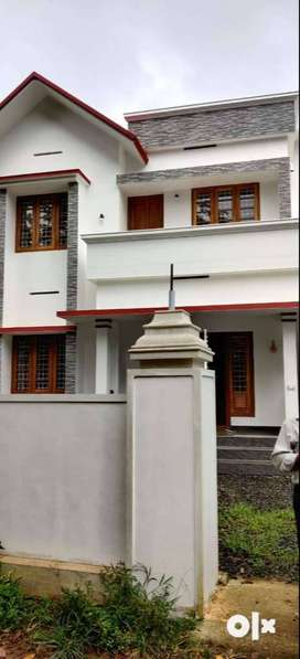 1800 Sqft House with 10 Cent Land for Urgent Sale in Meloor, Chalakudy