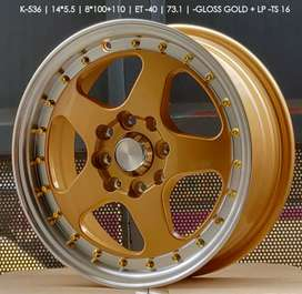 WRL Mag & Alloys For Sale With Sports Tyres