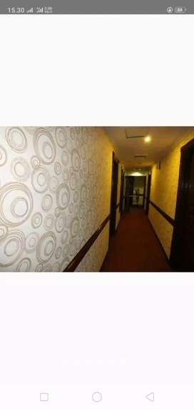 Wallpaper - Parkit - Romanshade - Gordyn In Design