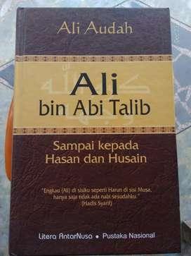 Ali bin Abi Talib (Ali Audah, Pustaka Nasional, Litera AntarNusa)