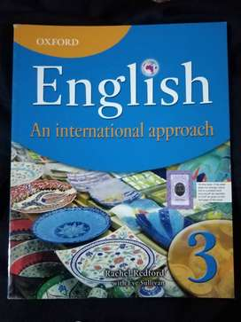 Oxford English BSS Class 8 textbook